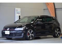VW ゴルフGTIベースグレード DCC 社外マフラー 社外ダウンサス
