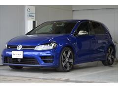 VW ゴルフR純正ナビ Rカメラ ETC カスタム多数 認定保証1年