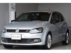 VW ポロ社外ナビ Rカメラ ETC ACC 新車保証継承