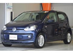VW アップ!highup! 4D 社外Pナビ PDC 新車保証延長1年