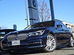 BMW750Li リアTV レーザーライト 20インチAW 地デジ