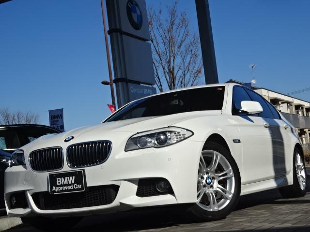 BMW 5シリーズ 523i Mスポーツパッケージ クルコン ナビ...
