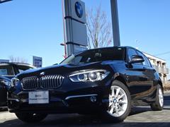 BMW118dスタイル ナビ Rカメラ クルコン 衝突軽減 禁煙