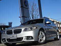 BMW523iMスポーツ サンルーフ 衝突軽減 ACC 禁煙 ナビ