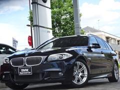 BMW523dツーリング Mスポーツ クルコン ナビ Rカメラ禁煙