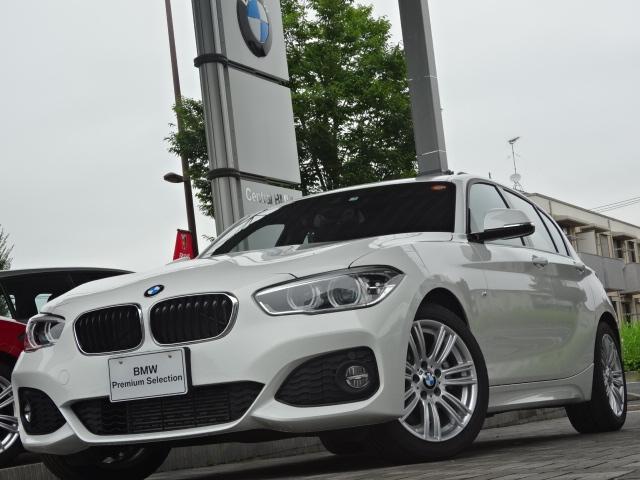 BMW 1シリーズ 118d Mスポーツ コンフォートPK Rカメ...