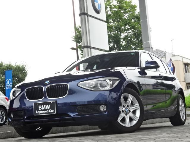 BMW 1シリーズ 116iRカメラ キセノン HDDナビ 社外E...
