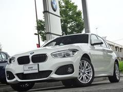 BMW118d Mスポーツ クルコン Rカメラ LED 衝突軽減