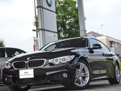 BMW420iグランクーペ Mスポーツ 電動ハッチ 衝突軽減ACC