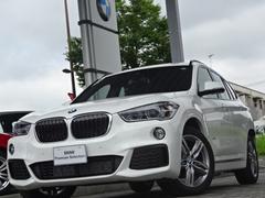 BMW X1xDrive 18d Mスポーツ Rカメラ コンフォートPK