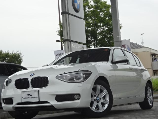 BMW 1シリーズ 116i ナビ キセノン ETC 禁煙 1オナ...