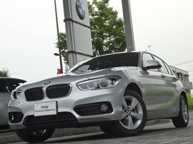 BMW 1シリーズ 118d スポーツ コンフォートP ナビ クル...