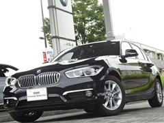 BMW118d スタイル Rカメラ コンフォートアクセス LED