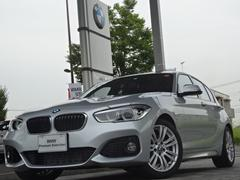 BMW118i Mスポーツ クルコン 衝突軽減 Rカメラ LED