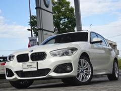 BMW118i Mスポーツ Rカメラ クルコン 衝突軽減 LED