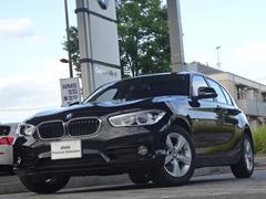 BMW118d スポーツ Rカメラ クルコン 衝突軽減 LED禁煙