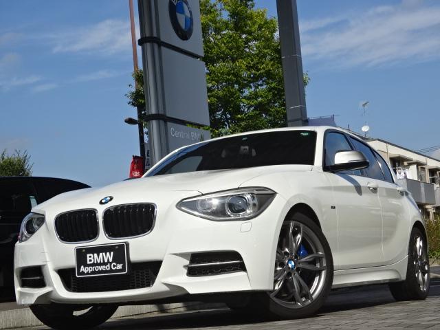 BMW 1シリーズ M135i ナビ Rカメラ ETC キセノン ...