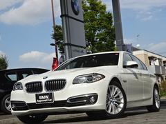 BMW528iラグジュアリー 黒革 ACC 衝突軽減 Rカメラ禁煙