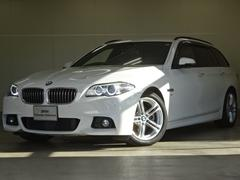 BMW523dツーリングMスポーツ衝突軽減 ACC レーンチェンジ