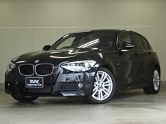 BMW116i Mスポーツ ナビパッケージ キセノン 社外ETC