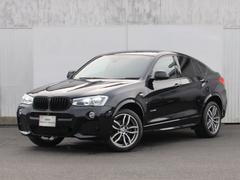 BMW X4Mスポーツ 認定中古車 純正ナビ地デジBカメラLEDライト