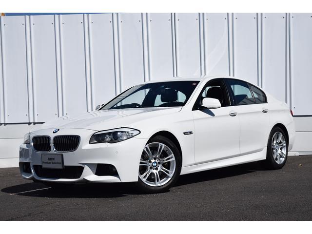 BMW 5シリーズ 523i Mスポ 6気筒 HDD Bカメ クル...