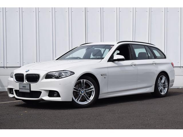 BMW 5シリーズ 523dツーリング Mスポ 認定中古車 地デジ...