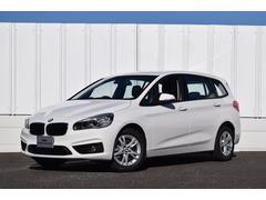 BMW218dグランツアラー 純ナビ ETC Rカメ 電動Rゲート