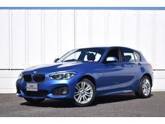 BMW118i Mスポーツ ナビ ETC PサポPKG コンフォA