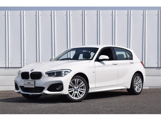 BMW 118d Mスポーツ 純ナビ ETC コンフォートPKG