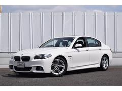 BMW523d Mスポーツ ナビ ETC Rカメ サンルーフ