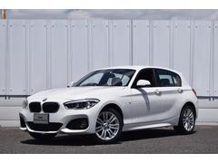 BMW118i Mスポーツ ナビ ETC PサポPKG クルコン