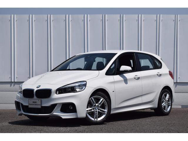 BMW 218dアクティブツアラー Mスポーツ 電動Rゲート