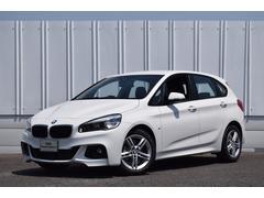 BMW218dアクティブツアラー Mスポーツ 電動Rゲート