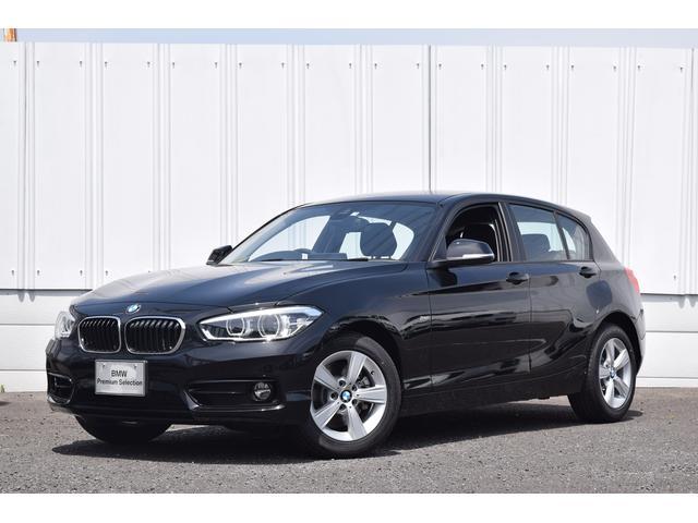 BMW 118i スポーツ ナビ PサポPKG クルコン 認定中古車