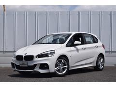 BMW218dアクティブツアラー Mスポーツ 純ナビ 認定中古車