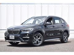 BMW X1sDrive 18i xライン 電動Rゲート 純ナビ SOS