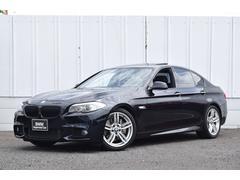 BMW535i Mスポーツパッケージ ワンオナ 純ナビ 認定中古車