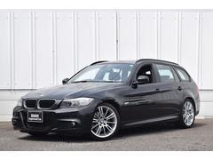 BMW320iツーリング Mスポーツ 純ナビ ワンオナ 認定中古車