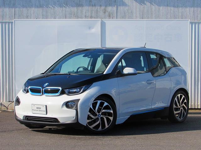 BMW レンジ・エクステンダー装備車 ナビ ACC 認定中古車