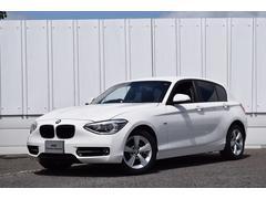 BMW116i スポーツ ワンオナ 純正ナビ ETC 認定中古車