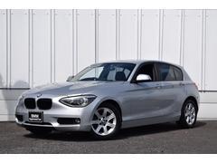 BMW116i 純正idriveナビ ETC キセノン 認定中古車