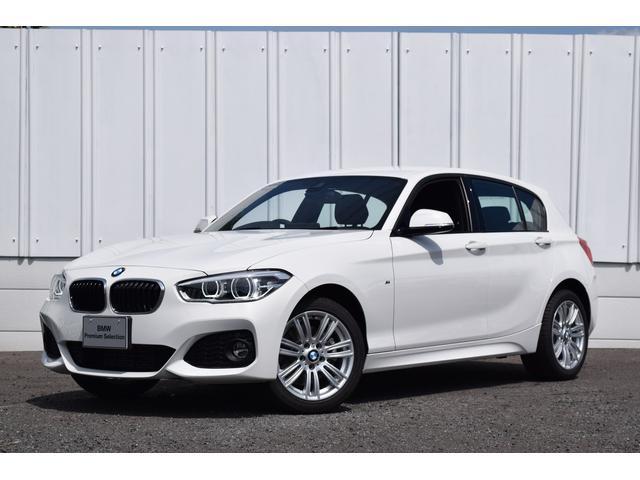 BMW 118d Mスポーツ ナビ Rカメラ クルコン 認定中古車