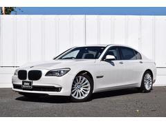 BMW760Li 後席idrive・モニター SR 認定中古車