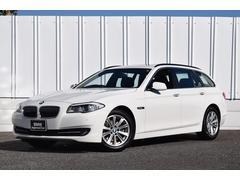 BMW523dツーリングハイライン パノラマSR 黒革 認定中古車