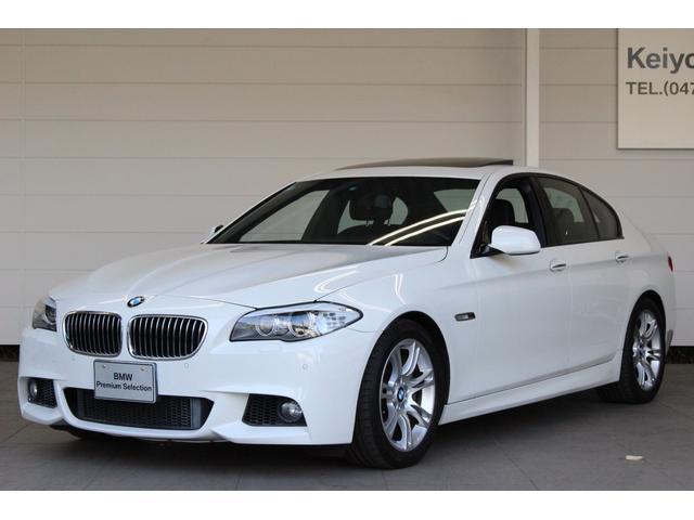 BMW 5シリーズ 535i Mスポーツパッケージ 左H サンルー...