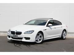 BMW640iグランクーペ Mスポーツ 認定中古車 LEDライト
