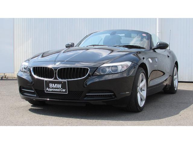BMW Z4 sDrive23i SE 電動オープン (車検整備付)