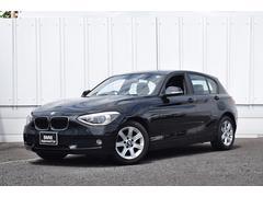 BMW116i キセノン ETC ポータブルナビ 認定中古車