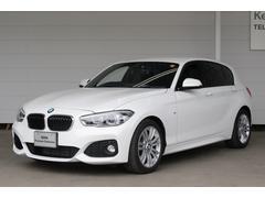 BMW118i Mスポーツ 地デジTV LED Bカメラ 認定